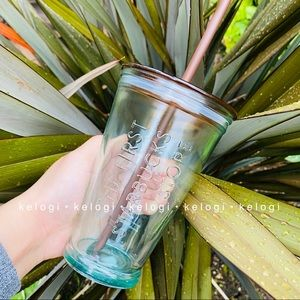 🤎NEW🤎The First Starbucks Store Recycle Glass Cup